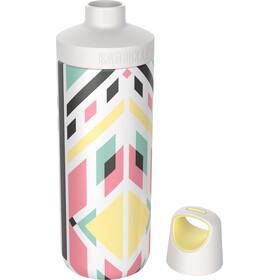 Kambukka Reno Isoleret flaske 500 ml, hvid/farverig